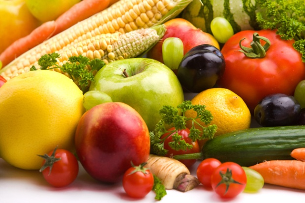 Fruits and Veggies Help Quit Smoking